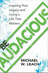 Be Audacious, the book