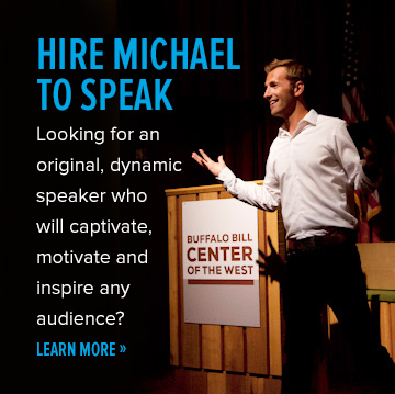 hire Michael W Leach to speak